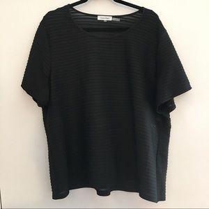 Calvin Klein plus size top